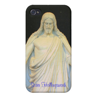 Our Lord the Christ Christus Consolator iPhone 4 Cover