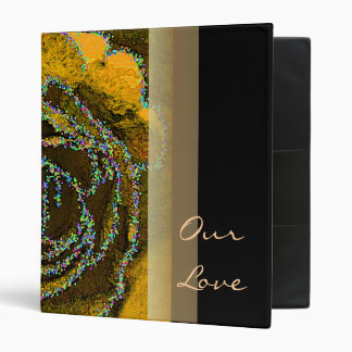 Our Love 3 Ring Binder
