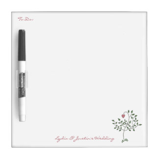 Our Love is Deeply Rooted Dry Erase Board