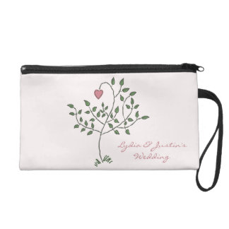 Our Love is Deeply Rooted Wristlet