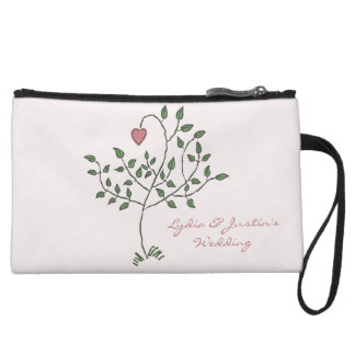 Our Love is Deeply Rooted Wristlet Wallet