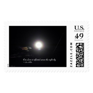 Our Love is reflected across... USPS Stamps