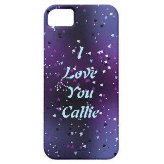 Our love is written in the stars iPhone SE/5/5s case
