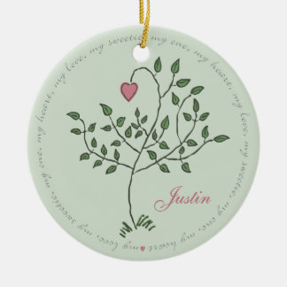 Our Love Ornament