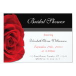 Our Love Rose ~ Bridal Shower invitations