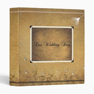 Our Love Story Vinyl Binders
