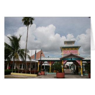 Our Lucaya Freeport Grand Bahama Island Bahamas Card