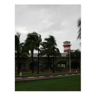 Our Lucaya Grand Bahamas Lighthouse Freeport Port Post Card