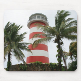 Our Lucaya Lighthouse Grand Bahamas Island Mouse Pad
