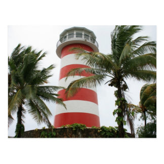 Our Lucaya Lighthouse Grand Bahamas Island Postcard