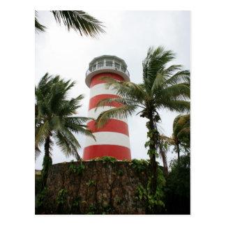 Our Lucaya Lighthouse Grand Bahamas Island Post Card