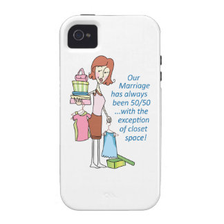 OUR MARRIAGE iPhone 4/4S CASES