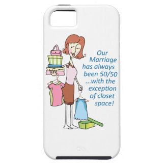 OUR MARRIAGE iPhone 5 COVER
