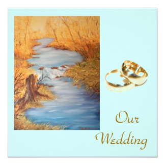 OUR marriage - invitation of the marriage