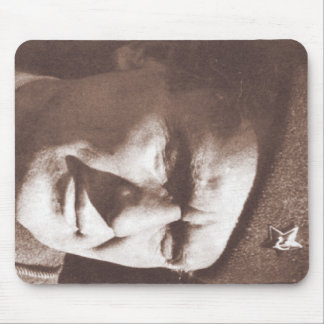 OUR MARSHAL TITO PHOTO MOUSE MAT