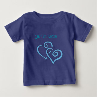 Our miracle - blue baby T-Shirt