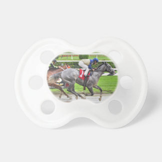 Our Mister and Junior Alvarado Pacifier