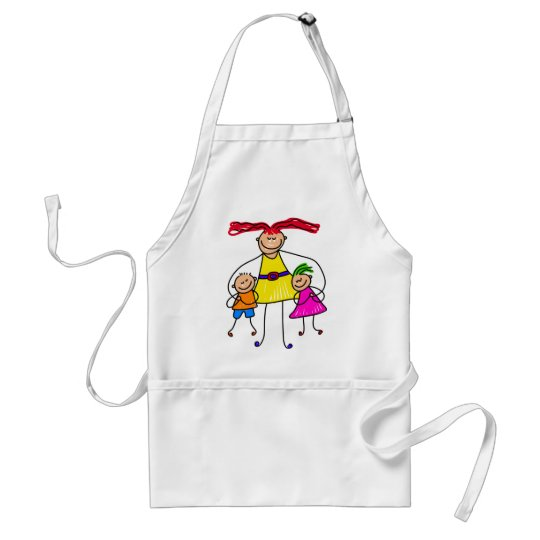 Our Mum Adult Apron