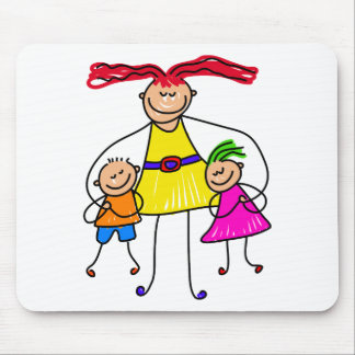 Our Mum Mouse Pad