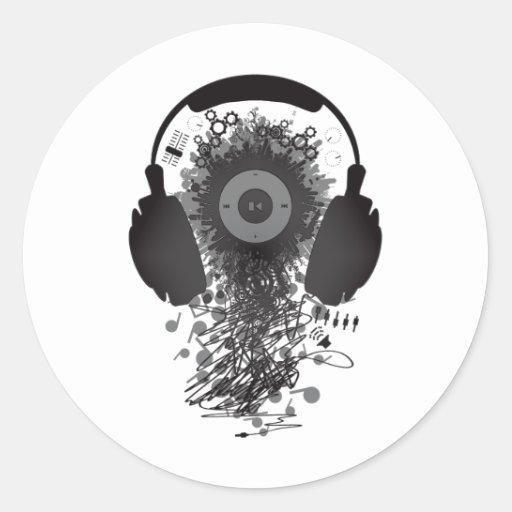Our_Music Pegatinas