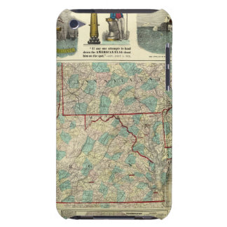 Our Nation's Camp Ground Barely There iPod Cover