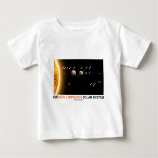 Our New And Improved Solar System (Galactic Humor) Shirts