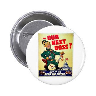 Our Next Boss Button