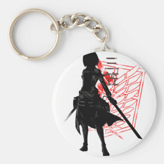 Our only hope warrior keychain