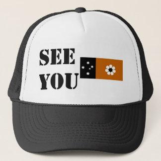 Our original brand trucker hat