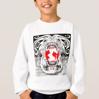 Our Own World by Tamsin Doherty 3-Color Sweatshirt