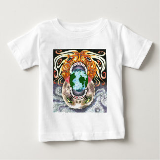 Our Own World by Tamsin Doherty Full-Color Baby T-Shirt