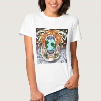 Our Own World by Tamsin Doherty Full-Color T Shirts