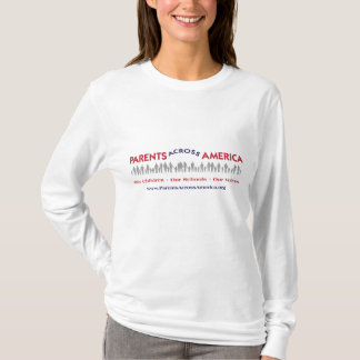 Our PAA LOGO with Long Sleeves T-Shirt