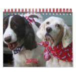 Our Pack Calendar 2012, Small
