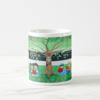Our Peace Tree Mugs