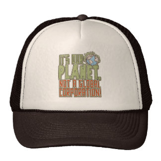 Our Planet Earth Day Trucker Hat