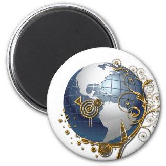 Our Precious Earth Refrigerator Magnet