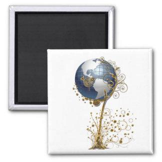Our Precious Earth Fridge Magnets