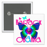 OUR PRESIDENT - Customized Pinback Buttons