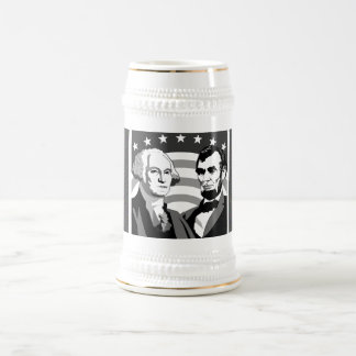 Our Presidents - Beer Stein