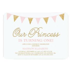 Our Princess | Birthday Invitation 5