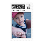 Our Promise to Nicholas Postage Stamp