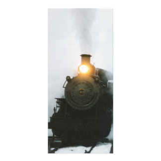 Our Railroad Heritage Rack Card