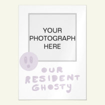 'Our Resident Ghosty' Photograph Announcement