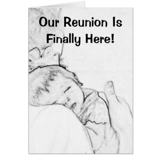 Our Reunion Day Card