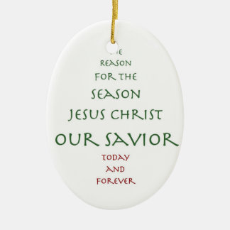 Our Savior Tree Christmas Tree Ornaments