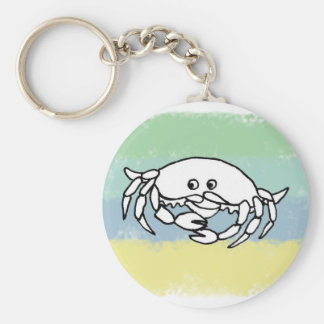 Our Seas Are Beautiful Keyring