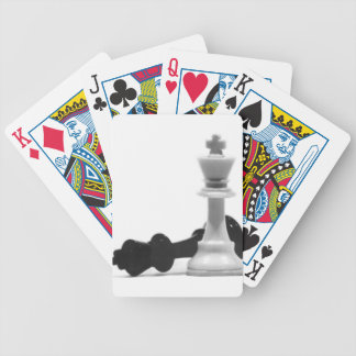 Our Selmer Chess Club products Bicycle Playing Cards