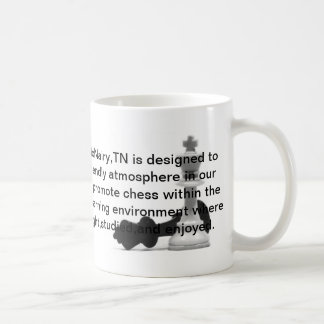 Our Selmer Chess Club products Coffee Mug