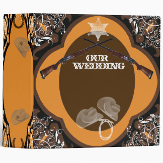 Our Shotgun Wedding Binder